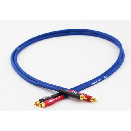 Tellurium Q Blue RCA Interconnect