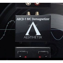 ABCD-1 MC CARTRIDGE DEMAGNETIZER