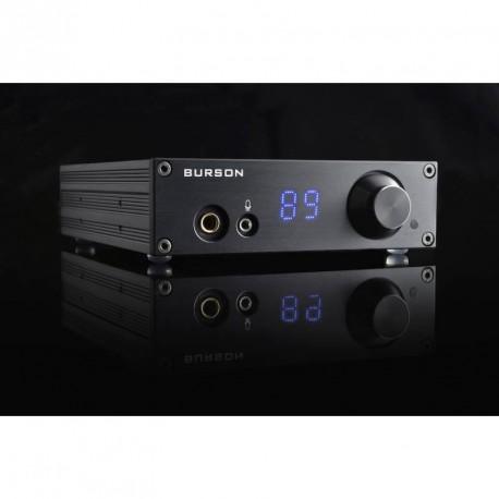 Burson Audio Play con V6 Vivid. Amplificador de auriculares