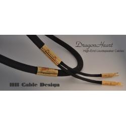 HB  DragonHeart loudspeaker cable