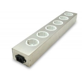 Oyaide MTS6e mains distribution block